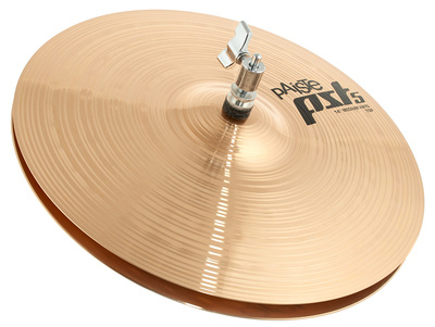 "Paiste PST5 14"""" Medium Hi-Hat '14"