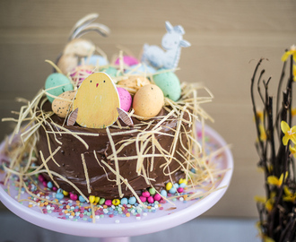 Recipe: Easter Chocolate Cake