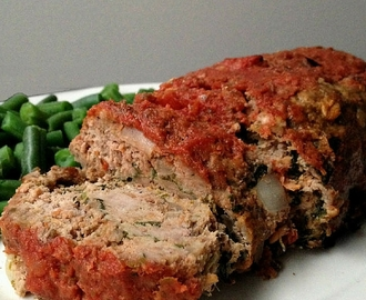 Summer Vegetable Meatloaf Recipe