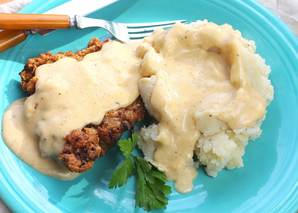 Chicken Fried Steak (Country Fried)