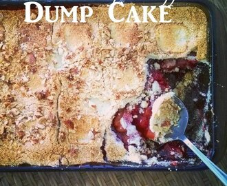 Flourless Cherry & Pineapple Dump Cake and keeping fit with Perfectly Simple Nutrition Bars