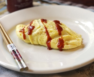 Omurice: Japanese Omelette #Food of the World