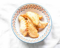 Dessert Empanadas with Blueberry