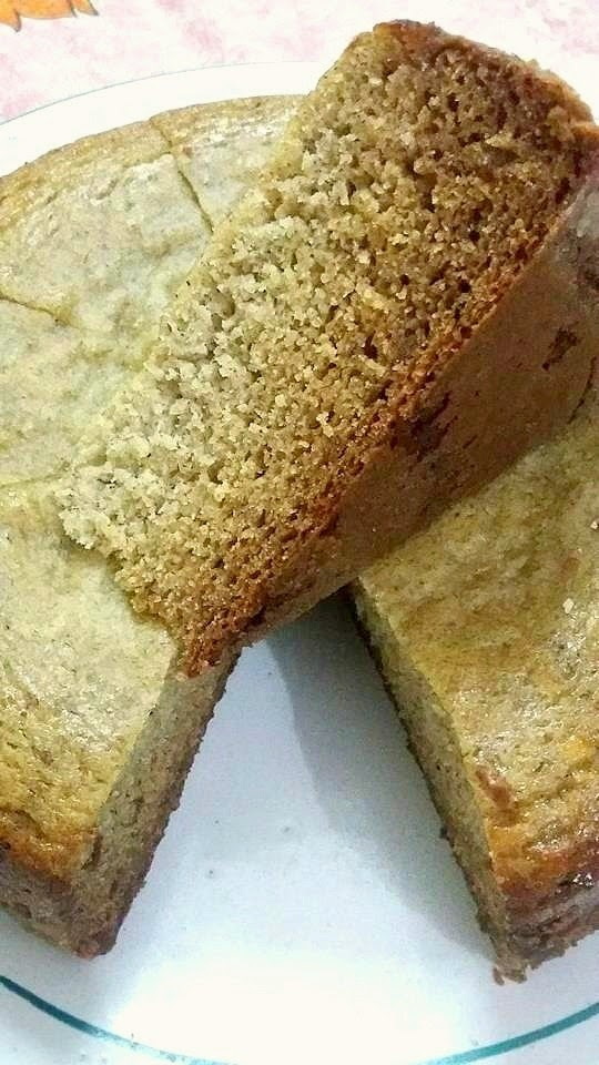 Banana Cake - Simplest Cake For Beginners
