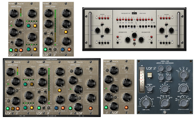 Lindell Audio 100% Lindell Bundle V1.2