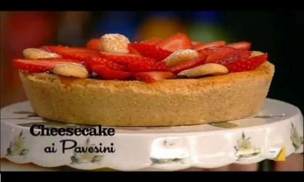I MENU DI BENEDETTA - CHEESECAKE AI PAVESINI - LA7.it
