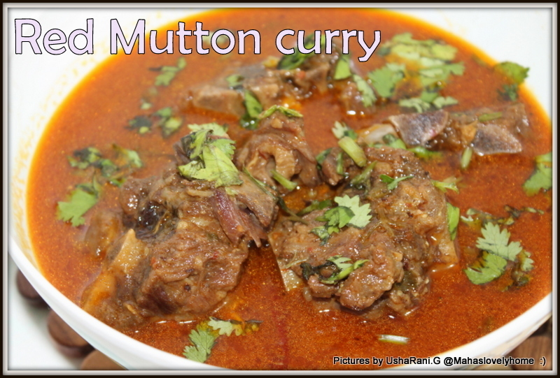 Red Mutton Curry | Rajasthani Popular Lal maas recipe | Red Meat Curry | Easy mutton Curry recipes | Gosht curries | south indian non veg curries for rice and rotis