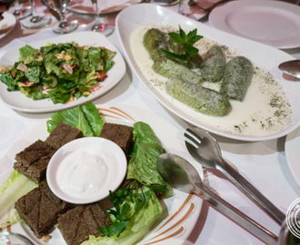Byblos, Lebanese restaurant in NYC, New York