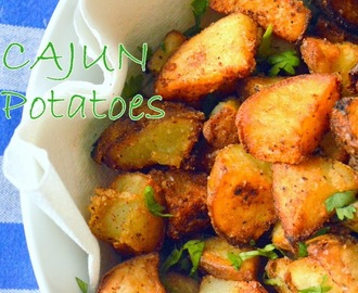 Cajun Potatoes and the Emmy's