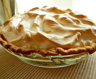 Lemon Meringue Pie – Cook's Illustrated Version