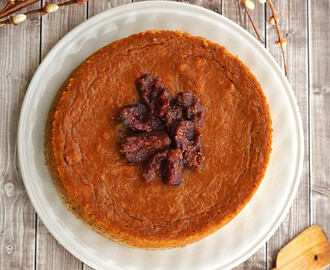 Sweet Potato & Fig Tart – Tarta de Camote e Higos