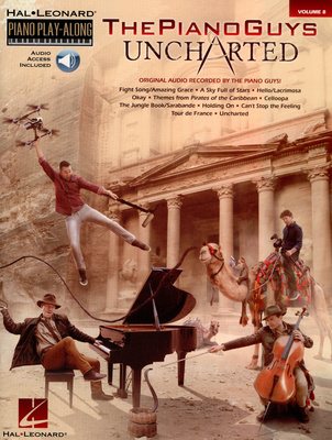 Hal Leonard Piano Play-Along: Piano Guys