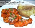 Korean Fried Chicken Strips