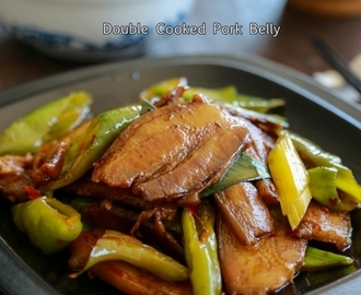 Double Cooked Pork Belly 回鍋肉