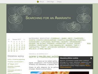 searchingforanamaranth.blox.pl