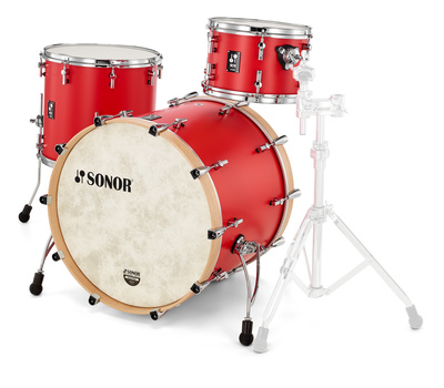 Sonor SQ1 Standard Hot Rod Red