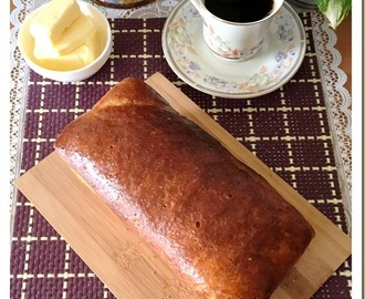 It Taste Like Brioche–Sally Lunn (莎莉露圓麵包)