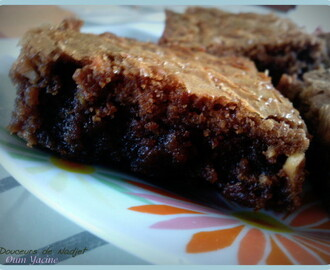 Brownies aux noisettes express