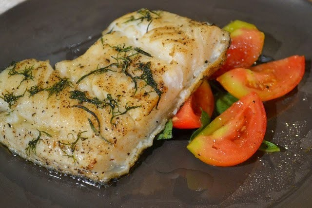 Fish Fillet Sea Bass Recipe
