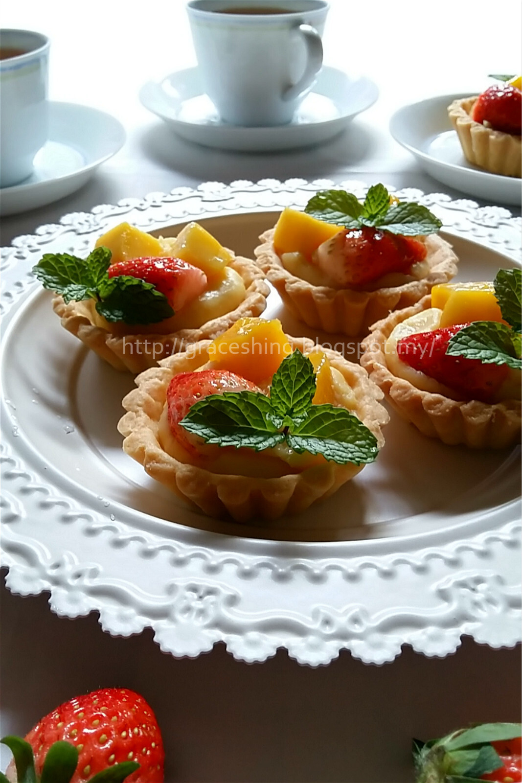 水果塔 Fruit Tarts