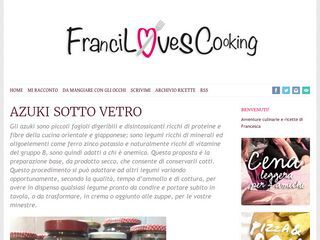 Franci LOVES Cooking