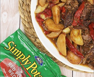 Gluten Free Slow Cooker Pot Roast – and a Crock-Pot Giveaway!