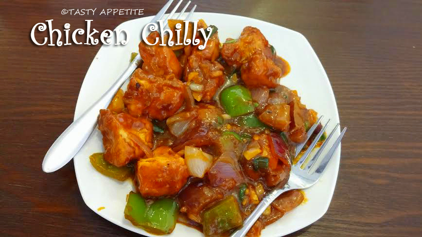Spicy Chilly Chicken / Restaurant Style Chilly Chicken Recipe..!