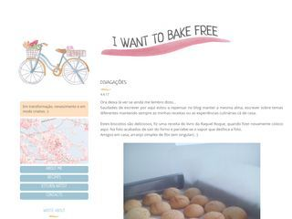i want to bake free