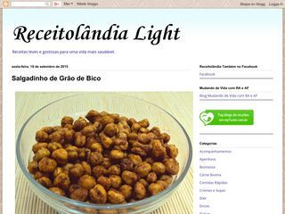 Receitolândia Light