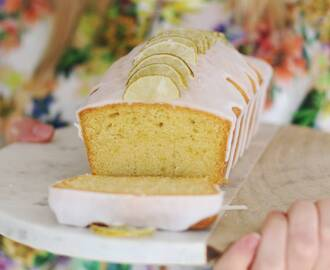 My Ultimate Gluten Free Gin and Tonic Loaf Cake Recipe (dairy free and low FODMAP)