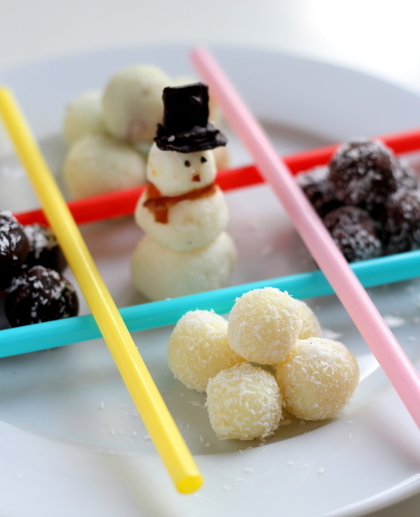 Chocolate Coconut Balls Recipe with Condensed Milk, Choco Coco Balls