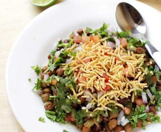 Black Chickpeas Chaat | Kala Chana Chaat Recipe
