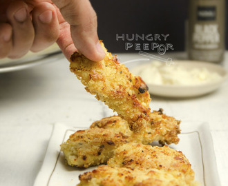Easy Oven-Baked Chicken Tenders