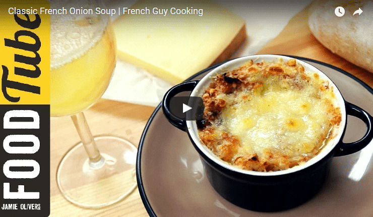 French Onion Soup Recipe Video