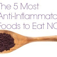 The 5 Most Anti-Inflammatory Foods to Eat Right Now