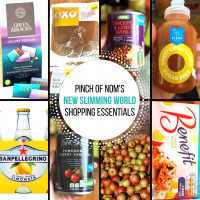 New Slimming World Shopping Essentials – 1/9/17