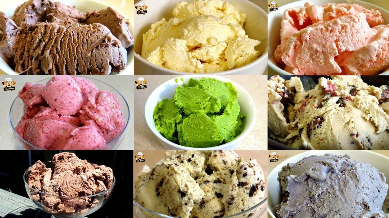 24 ICE CREAM RECIPES DIY EASY SIMPLE FUN FOR KIDS HOMEMADE