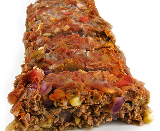 Skinny Mexican Meatloaf