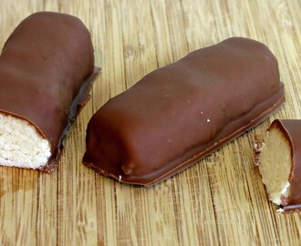 HOW TO MAKE BOUNTY BARS