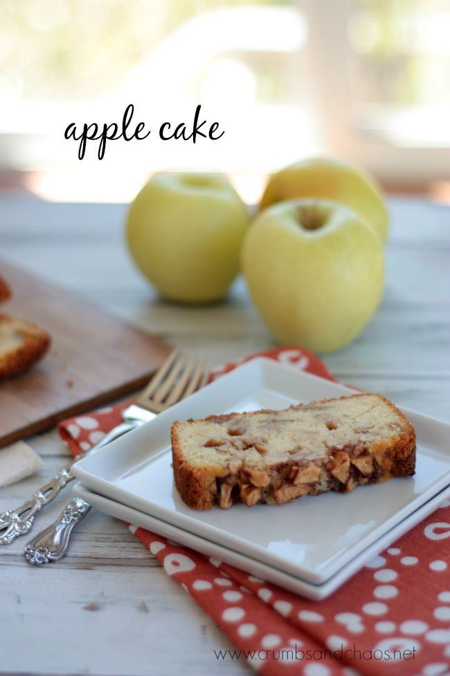 Easy Apple Cake