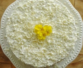 lemon honey cream ice box cake