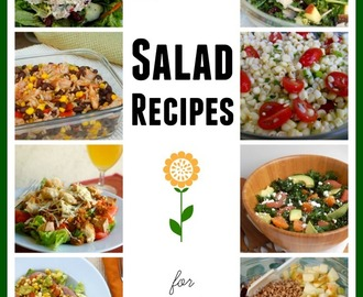 Best Weight Watchers Salad Recipes, Light + Healthy