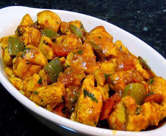 A Quick Kashmiri Curry - My Recipe Rotation - Balti Chicken