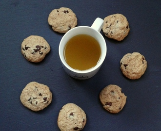 Galletas con pepitas de chocolate - Chocolate chip cookies