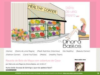 Healthy Corner by Dinora Bastos