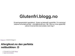 Glutenfri.blogg.no