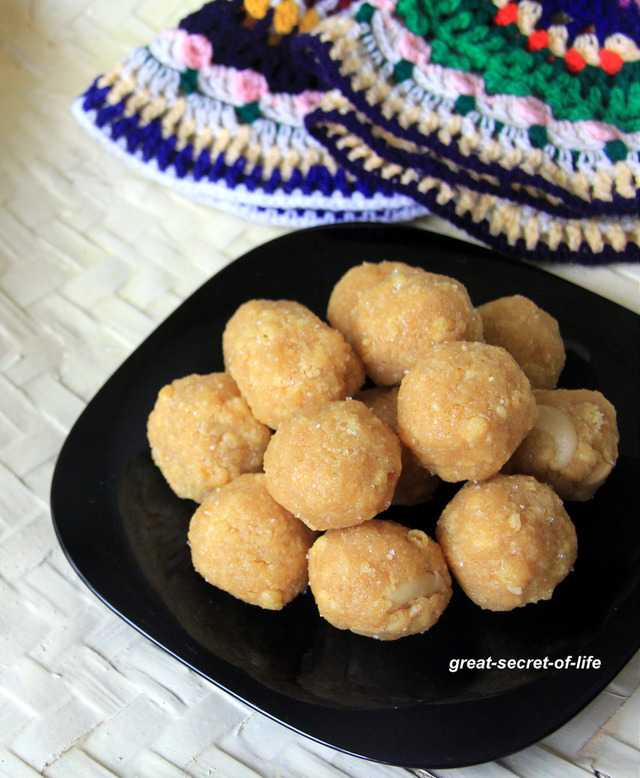 Boondi Ladoo Recipe - Boondi Laddu - How to make boondi ladoo - Diwali Sweets Recipes - Festival recipes - Pooja Recipes