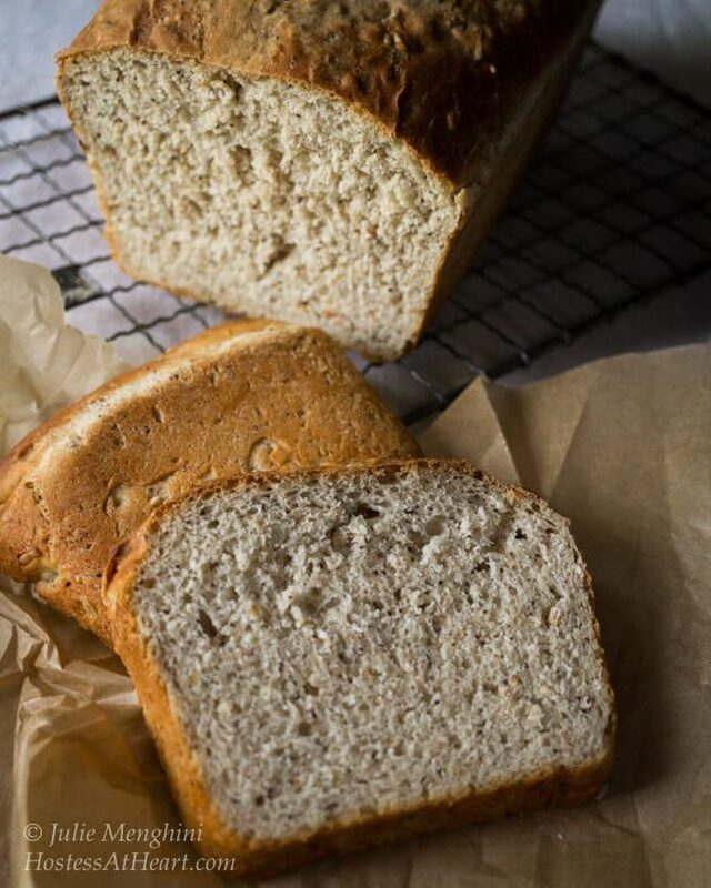 Harvest Grains Bread – #Breadbakers