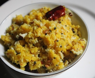 Moong Dal Sundal Recipe - Pasi Paruppu Sundal Recipe - Navrathri Recipes