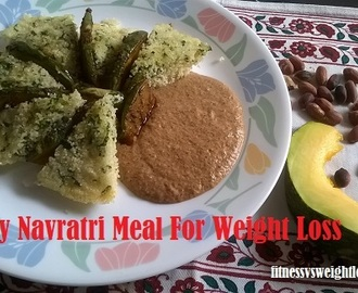 Navratri Diet Plan To Lose Weight
